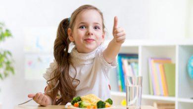 صورة وجبات سهلة  للاطفال
