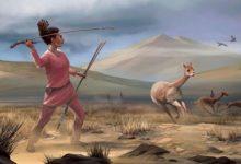 صورة النساء شاركن الرجال مهمة الصيد قبل 10 آلاف سنة