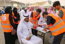صورة المتطوعين فخر للبلاد ومنفعة للعباد